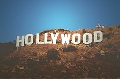 Hollywood got to visit with my son in 2009