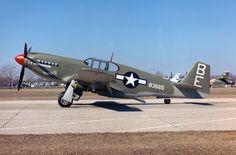 North American A-36 Invader/Apache, dive bomber/attack plane