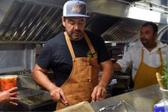 #CAsFoodDrink   Baja Med Cuisine pioneer, Javier Plascencia, Opens LUPE in Baja's wine country, Valle de Guadalupe - Airstream-turned-food truck tempts with tortas, craft beer, and wine