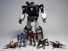 transformers masterpiece toys | Transformers Masterpiece MP-15 Rumble & Ravage, MP-16 Frenzy & Buzzsaw
