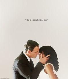 "Scandal - ""You control me...""   ~ Olivia & Fitz"