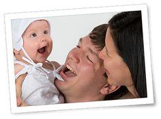 Ein süsses Babyfoto vom Fotostudio FOTOWELLE Yvonne Wälle Dübendorf