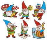 """Checkout the """"Garden Gnome Accents """" product"""