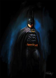 1989 Batman - Daniel Murray