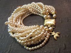 Pearls and Bees....so you Judy!!!!!