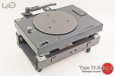 RCA-Type-73-B-Turntable-Fully-Restored-Worldwide-Shipping-33-78