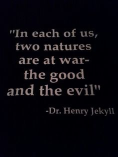 Dr Jekyll and Mr Hyde  || Ideas and inspiration for teaching GCSE English || www.gcse-english.com ||