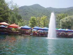 Dim Cay, Antalya. Floating restaurant!