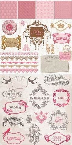 Free+Vector+Clip+Art | ... frames and borders vector | Vector Graphics & Vector Illustrations
