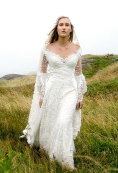 Designer Custom Wedding Gowns and Dresses | Fashion, Designer, Custom, Couture | Katherine Feiel Wedding Gowns | Wild Calla