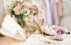 Cupcakes and Cameo's - Vintage Wedding Ideas | Beautiful Bride