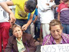 CNTE rapa a maestros porque sí dan clases; la SEP anuncia cese inmediato de agresores