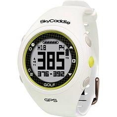 SkyCaddie GPS Golf Watch - White - http://golfsuperstore.org/skycaddie-gps-golf-watch-white.html