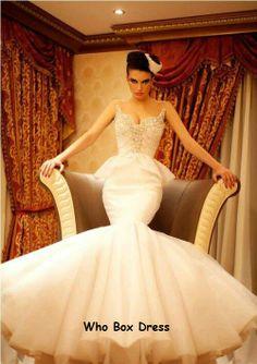 Now this actually looks like a mermaid. Wedding dress wedding dresses