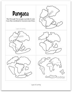 Free Printable Tectonic Plates Map