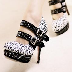 animal print, fashion, heels,