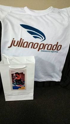 Uniforme Juliano Prado Assessoria Esportiva