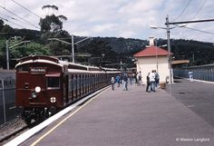 Melbourne Suburbs, World Images, Australian Models, Train Tracks, City Streets, Train Station, Back In The Day, Historical Photos, Beautiful Images