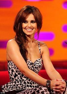 Our Chezza's hair :P    We love you, cheryl!!! :P