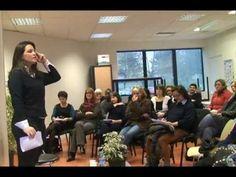 Sophrologie - Conférence de Catherine Aliotta au Projet de Ville RSA de Sevran 1