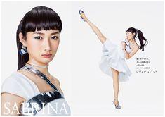 いいね!2,147件、コメント63件 ― Rina Takeda 🇯🇵さん(@rinatakeda615)のInstagramアカウント: 「先ほどCM発表会にてご挨拶させていただきました。 この度、グンゼの【#SABRINA】 イメージキャラクターに就任しました👠…」