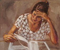 A leitura - Roberto Ploeg