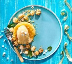 You'll be pleasantly surprised by the tastiness of this mealie ice cream. Ice Crystals, Vanilla Essence, Cake Flour, Dessert Recipes, Desserts, Perfect Food, Ice Cream Scoop, Acai Bowl, Caramel