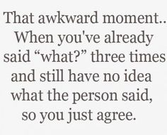 haha happens far too often