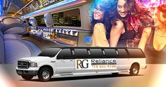 Reliance Group have Limousine that has various luxurious feature like entertainment, bar and etc depending on the type of vehicle you choose.