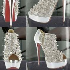 Platform heels ari