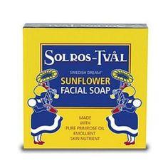 Swedish Dream Sunflower Facial Soap - 1.8 oz