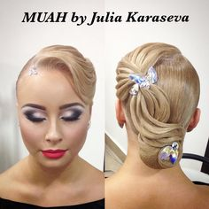 Julia Karaseva (@juliettakaraseva.new #hairstylist