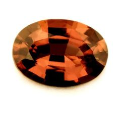 Certified Natural 0.85ct Brown Unheated Sapphire -  Price: $255.00 USD
