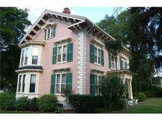 1851 Italianate – Smithfield, RI