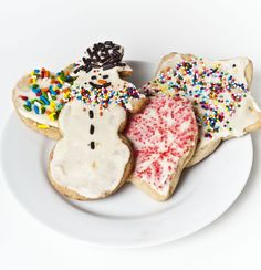 Allergy-friendly Hot Chocolate and Nutmeg Cut-out Cookie Recipes:   Whether you're making cookies for Santa Claus, or a holiday party, these spiced sugar cookies are sure to please. Pair them with a steaming mug of milk-free hot chocolate and you're all set for a f...
