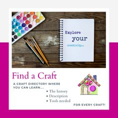 Visit our website to view our amazing craft directory and learn about a range of different crafts! Home Crafts, Fun Crafts, Africa, Range, Website, Learning, History, Amazing, Creative