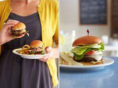 Still Life, Product and Food Photography, San Francisco, Diner Burger