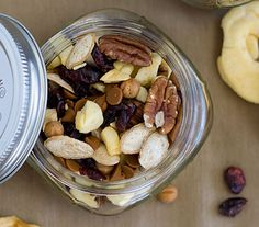 Mix It Up! 20 Recipes for National Trail Mix Day via Brit + Co.