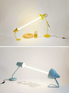 Long bulbs.: