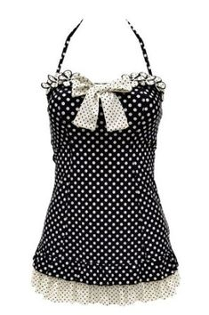 f6c2faeb1df swimsuit Modest Swimsuits, Cute Swimsuits, One Piece Swimsuit, Black  Swimsuit, Betsey Johnson