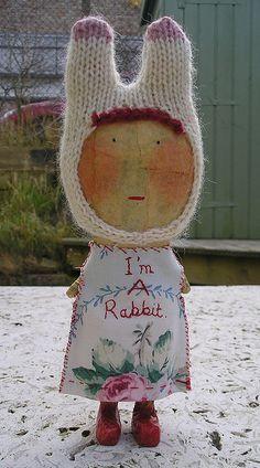 i'm a rabbit