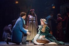Major and Minor Spoilers: Marius and Cosette are two young characters in Les Mis. Just like Fiyero and Elphaba, they are part of a love triangle. But the triangle stays the way it is, which would b…