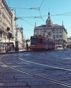 Piazza Cordusio, Milano
