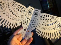 Paper Cutting In Progress   Flickr - Photo Sharing!