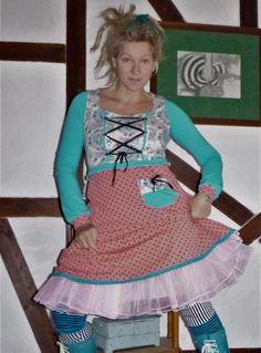 Handmade Einzelstück Kleid Rockabilly Fiefties Rockabilly, Fashion, Dress Skirt, Alternative, Moda, Fashion Styles, Fashion Illustrations, Rock Style