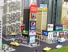 Legos  New York City