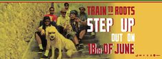 Rising Time: I TRAIN TO ROOTS PRESENTANO: STEP UP