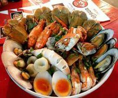 It is very delicious. Shrimp, Meat, Food, Essen, Meals, Yemek, Eten