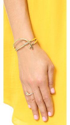 Elizabeth and James Adagio Cuff Bracelet