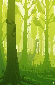 Znalezione obrazy dla zapytania mobile game design pixel art